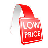 Low price hang label