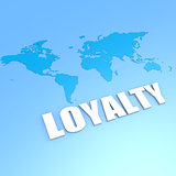 Loyalty world map