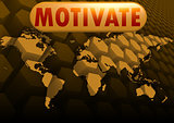 Motivate world map