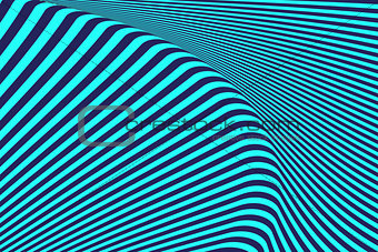 Abstract textured op art background.