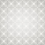 Vector seamless  vintage floral pattern