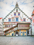 town hall Lindau Germany