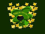 clover green shamrock
