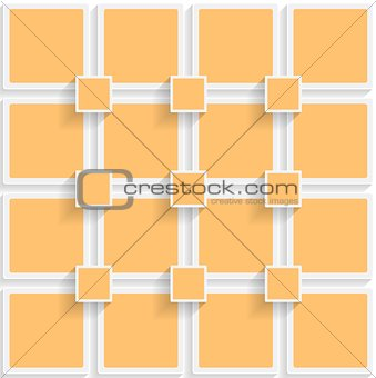 Abstract tech vector design