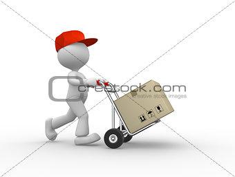 Postman.