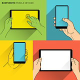 Responsive Mobile Devices