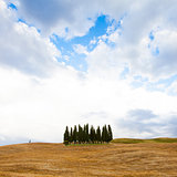 Tuscany before the storm
