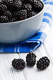 blackberry fruit