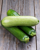 Zucchini and Marrow Vegetables