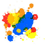 color blots