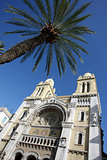 Cathedral in Tunis
