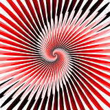 Design colorful spiral movement background. Abstract textured ba