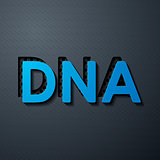 scientific word DNA