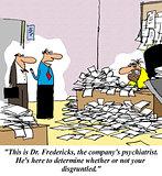 Company Psychiatrist