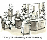 Meeting and Boss