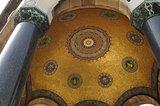 mosaic dome  - Hagia Sophia
