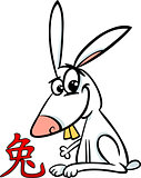 rabbit chinese zodiac horoscope sign