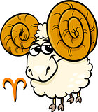 aries or the ram zodiac sign