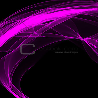 abstract purple smoke