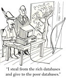 Rich database