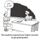 Higher rewards