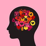Love head2