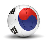 South Korean Football