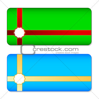Abstrct vector cards