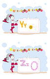 alphabet francais. French alphabet, vector Y, Z
