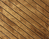 Texture of old wooden boards