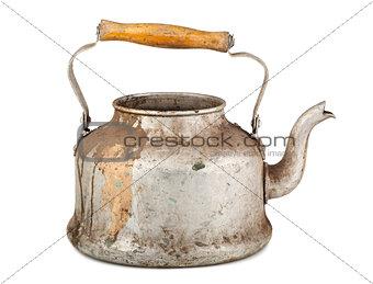 Aluminum kettle