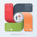 Modern Business Infographics Template