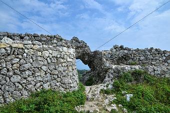 Old Okinawan Ruin