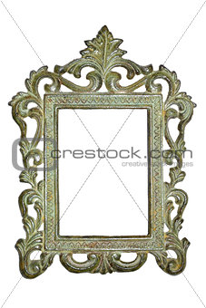 Ancient picture frame