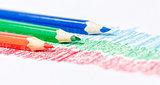 RGB pencils