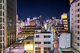Dense Buildings in Kobe