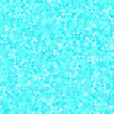 Blue triangle background.Illustration for your business presentation.