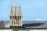 Detail Camposanto Monumentale