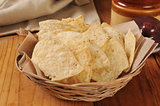 Restaurant Style Tortilla Chips