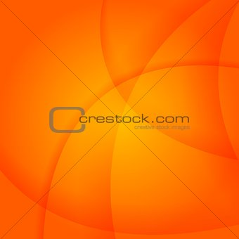 Abstract bright wavy vector background