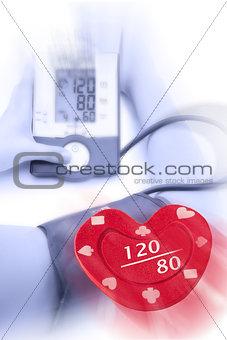 blood pressure,a risk factor