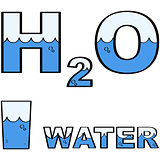 Water H2O