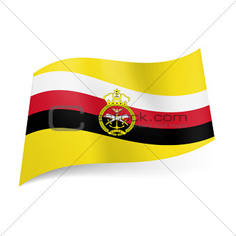 Armed Forces flag of Brunei