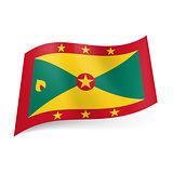 State flag of Grenada