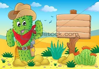 Cactus theme image 5