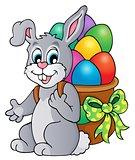 Easter bunny theme image 6