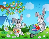 Easter bunny topic image 2