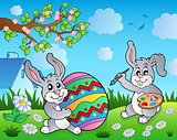 Easter bunny topic image 3