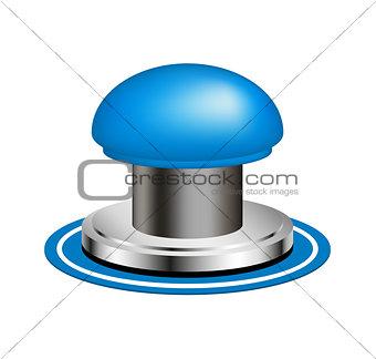 Blue alert push button