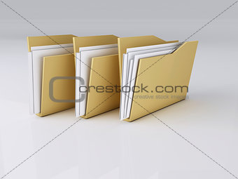 Folders with Files